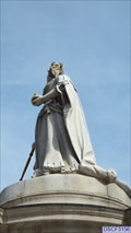 Image for Queen Anne Statue - St Paul's Cathedral, London, UK