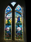Image for Millennium Window - Church of St Mary - Pennard, Gower, Wales.