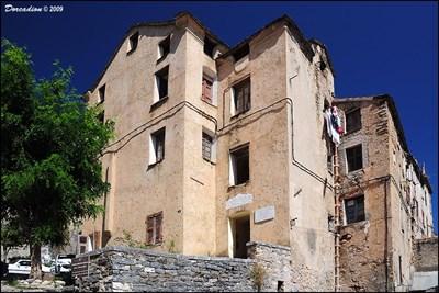 Maison arrighi de casanova house of arrighi de casanova for Maison casanova