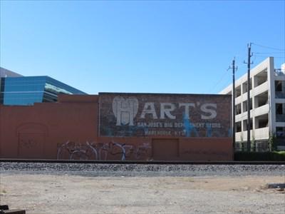 Hart's Sign Setting, San Jose, CA