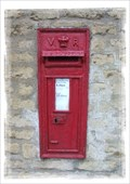 Image for Victorian Post Box - Bloxholm Lincolnshire.