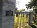 Image for Mountain Mennonite Cemetery - Campden, Ontario