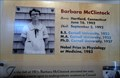Image for Physiology/Medicine: Barbara McClintock 1983 - Seattle, WA