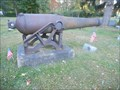 Image for US Navy Civil War Sea Coast Gun - Brant, NY