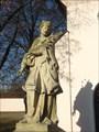 Image for Socha Svatý Jan Nepomucký - Doloplazy, Czech Republic