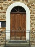 Image for Doorway of Catholic Church St. Maria Magdalena, Niederadenau - RLP / Germany