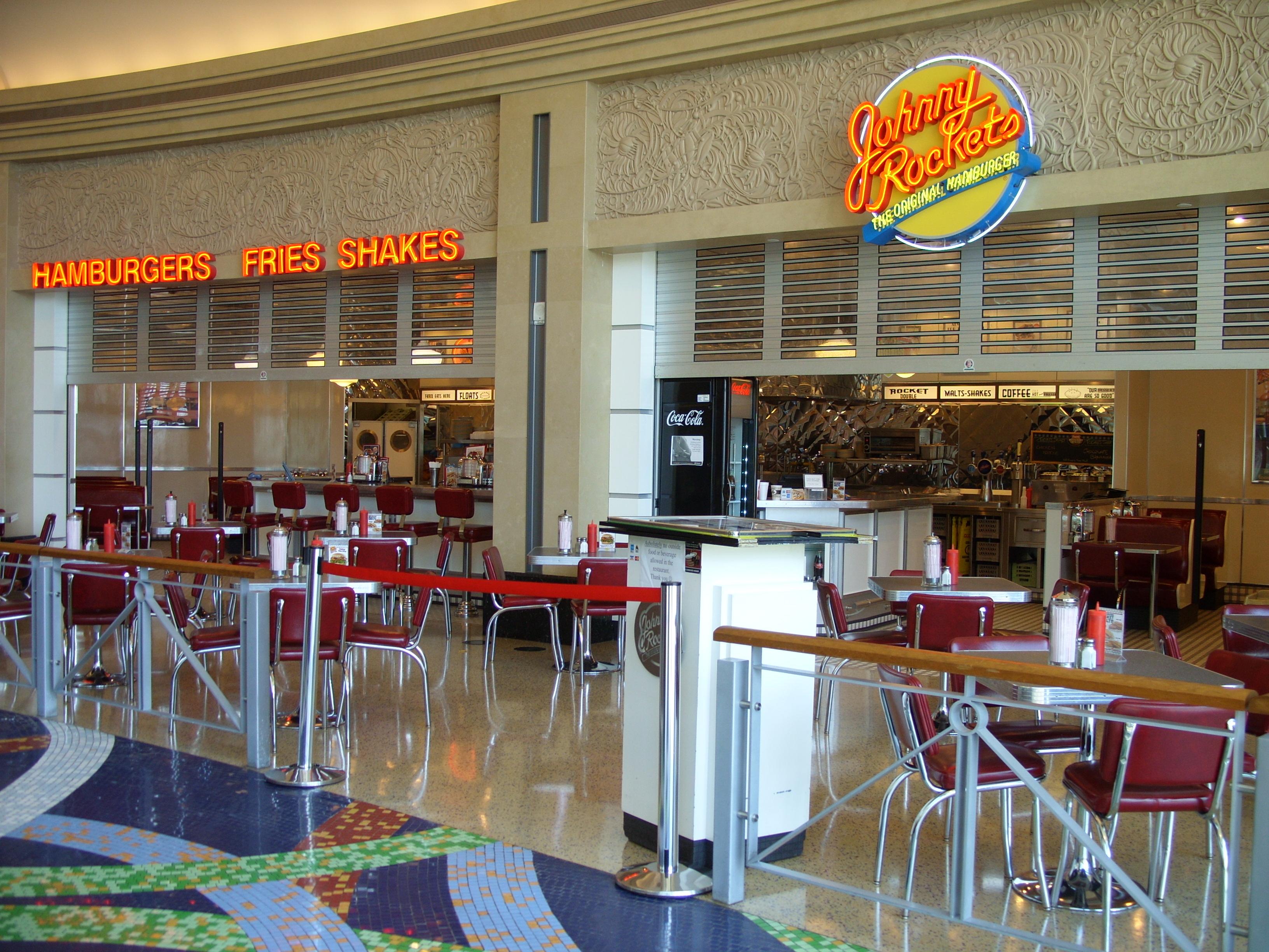 Fallsview Casino Food Court