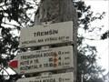 Image for Elevation Sign - Tremsin.827m
