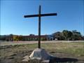 Image for Mission San Antonio de Padua Cross - near Jolon, CA