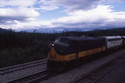 Alaska RR Engine