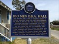 Image for 100 Men D.B.A. Hall - Bay St. Louis, MS