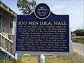 Image for 100 Men D.B.A. Hall - Bay St. Louis, MS