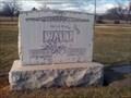 Image for 101 - Agnes A. Wall - Alturas Cemetery - Alturas, CA