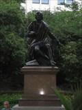 Image for Robert Burns - Victoria Embankment Gardens - London, England