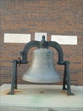 Image for Portage Fire Department Bell 1886