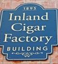 Image for Inland Cigar Factory - 1895 - Kamloops, BC