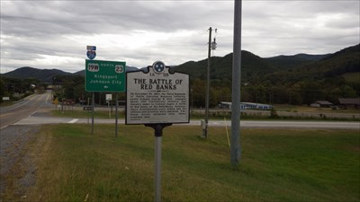 The Battle of Red Banks/Reunion for Boys in Blue - 1A115 - Erwin, TN