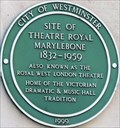 Image for Theatre Royal Marylebone - Church Street, London, UK