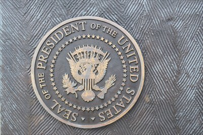 veritas vita visited The John F. Kennedy - Podium - New Ross
