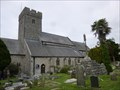 Image for Church of St Illtyd - Llantwit Major, Vale of Glamorgan, Wales.