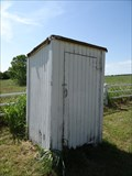 Image for Courtney United Methodist Church Outhouse - Belleville, OK