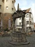 Image for Old draw well in Regensburg - Bavaria / Germany