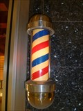 Image for DFW Airport Barber Pole - Dallas Texas