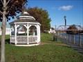 Image for T. Spencer Knight Canal Port Gazebo - Newark, New York