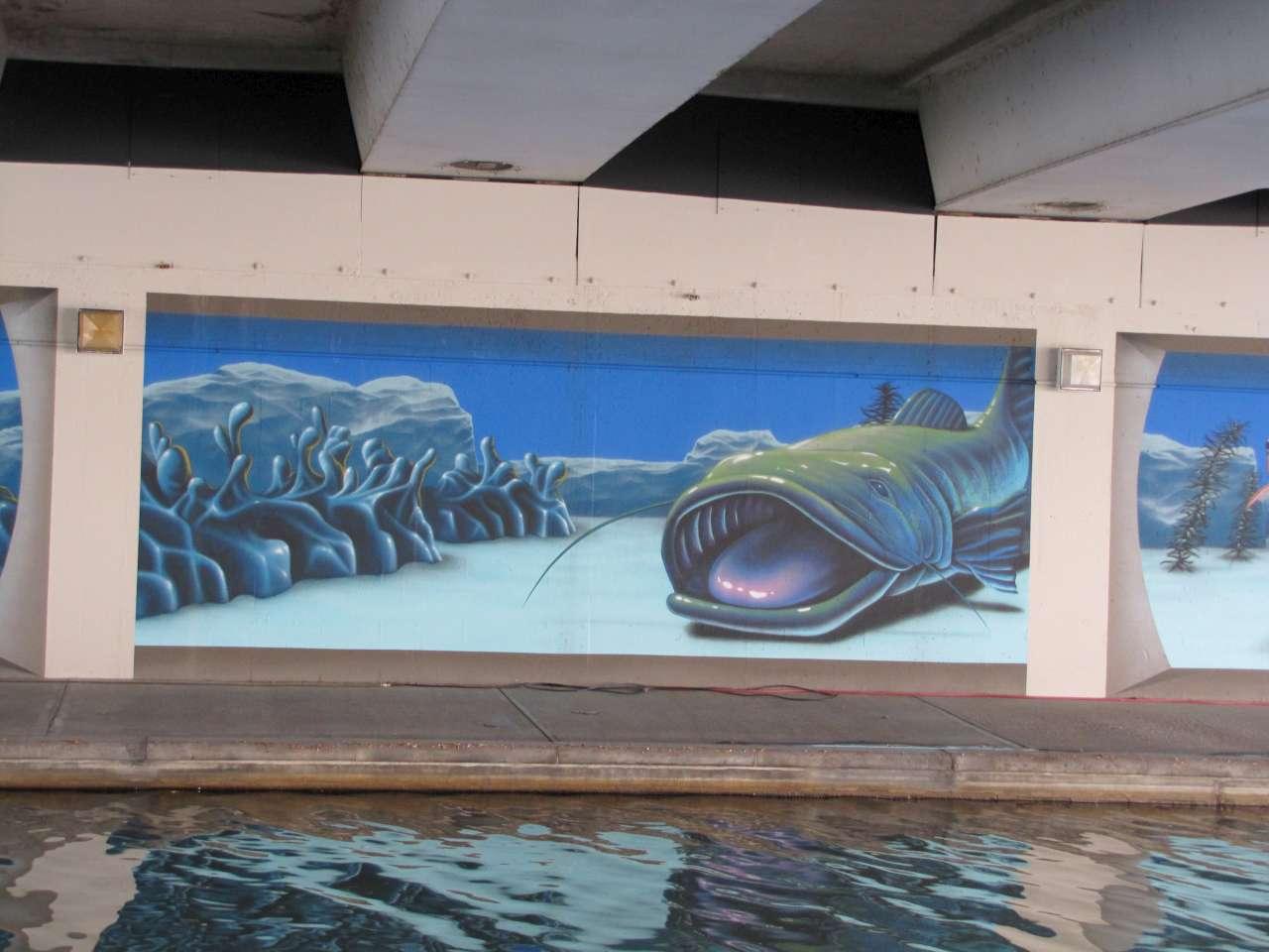 White River Canal Aquaculture Preservation Aquarium ...