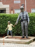 Image for Pennsylvania State Trooper and Child - Reading, PA