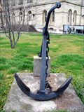 Image for Gunboat Anchor - Cairo, Illinois