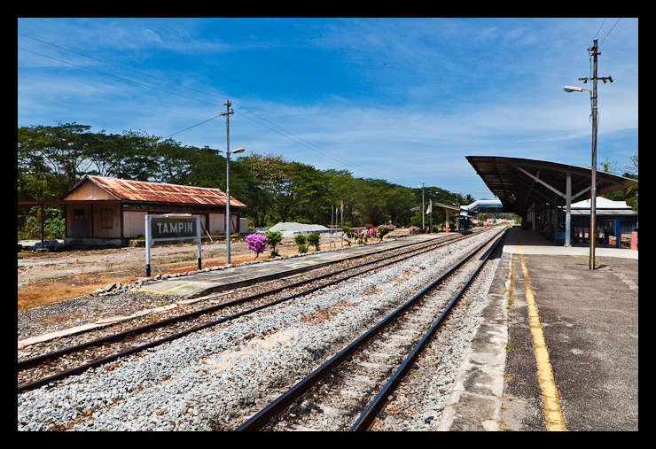 Tampin Malaysia  City new picture : Tampin Station Malaysia Train Stations/Depots on Waymarking.com