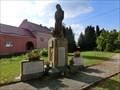 Image for Combined World War Memorial - Pnovice, Czech Republic