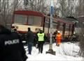 Image for Railway Disaster - Feb 16, 2009 – Paskov, Czech Republic