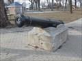 Image for British Blomefield SBML 32-pounder Cannon - McBurney Park - Kingston, ON