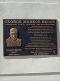 Image for George Marece Berry - Memphis, TX