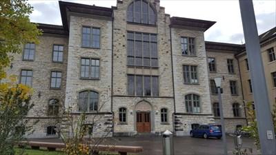 Albert-Einstein-Haus (Alte Kantonsschule) - Aarau, AG, Switzerland ...