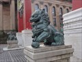 Image for China Town Arch Guardian Lions - Liverpool, UK