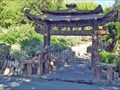 Image for Chinese Sunken Garden Gate - San Antonio, TX