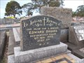 Image for Edward Brooks - General Cemetery, Wollongong, NSW