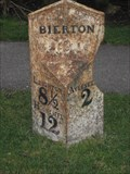 Image for A 418 - Bierton. Milestone   Buck's