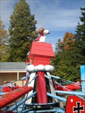 Image for Snoopy vs The Red Baron - Canada's Wonderland, Vaughan Ontario