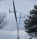 Image for Sailplane Sculpture - Elmira, NY
