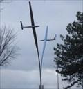 Image for Sailplane Sculpture - Elmira, NY