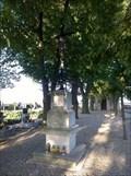 Image for Central Cross On Hospozín Cemetery, Czechia