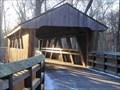 Image for Wildwood Preserve Metropark Trail - Covered Bridge - Toledo,Ohio