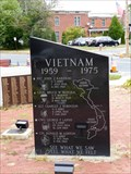 Image for Vietnam War Memorial, Veterans Memorial Park - Easthampton, MA