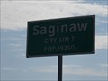 Image for Saginaw, TX - Population 19350
