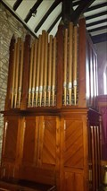 Image for Church Organ - All Saints - Cadeby, Leicestershire