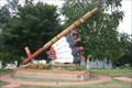 Image for Native American Peace Pipe -- Pipestone MN